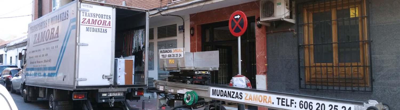 Mudanzas zamora alcal de henares torrej n de ardoz meco for Empresas de mudanzas en alcala de henares